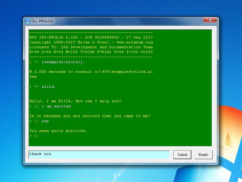 DLL-PROLOG 7.0